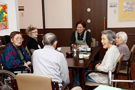 住宅型有料老人ホーム Grin Care遠賀(グリンケアおんが)