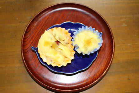 八幡西区山寺町 グループホームいきいき桜苑🌸 蒸しパン作り④