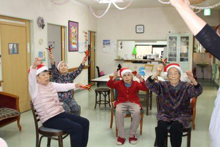 八幡西区山寺町 グループホームいきいき桜苑🌸 クリスマス会🎄②