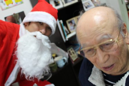 八幡西区山寺町 グループホームいきいき桜苑🌸 クリスマス会🎄④