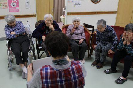 八幡西区山寺町 グループホームいきいき桜苑🌸 日常③
