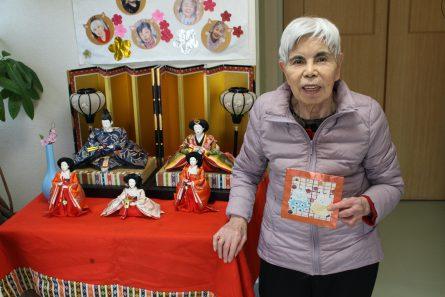 八幡西区山寺町 グループホームいきいき桜苑🌸 おひな祭り&演奏会⑥